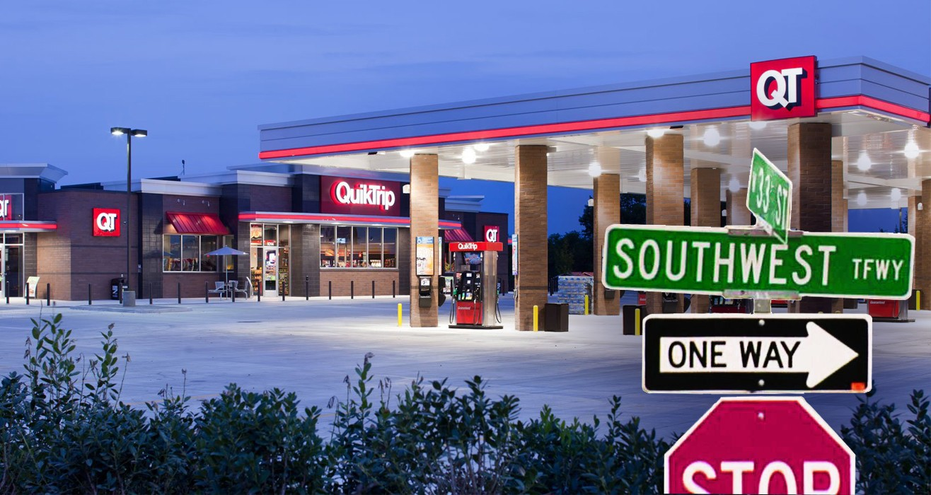 QuickTrip Proposed Development at 33rd and Southwest Trafficway